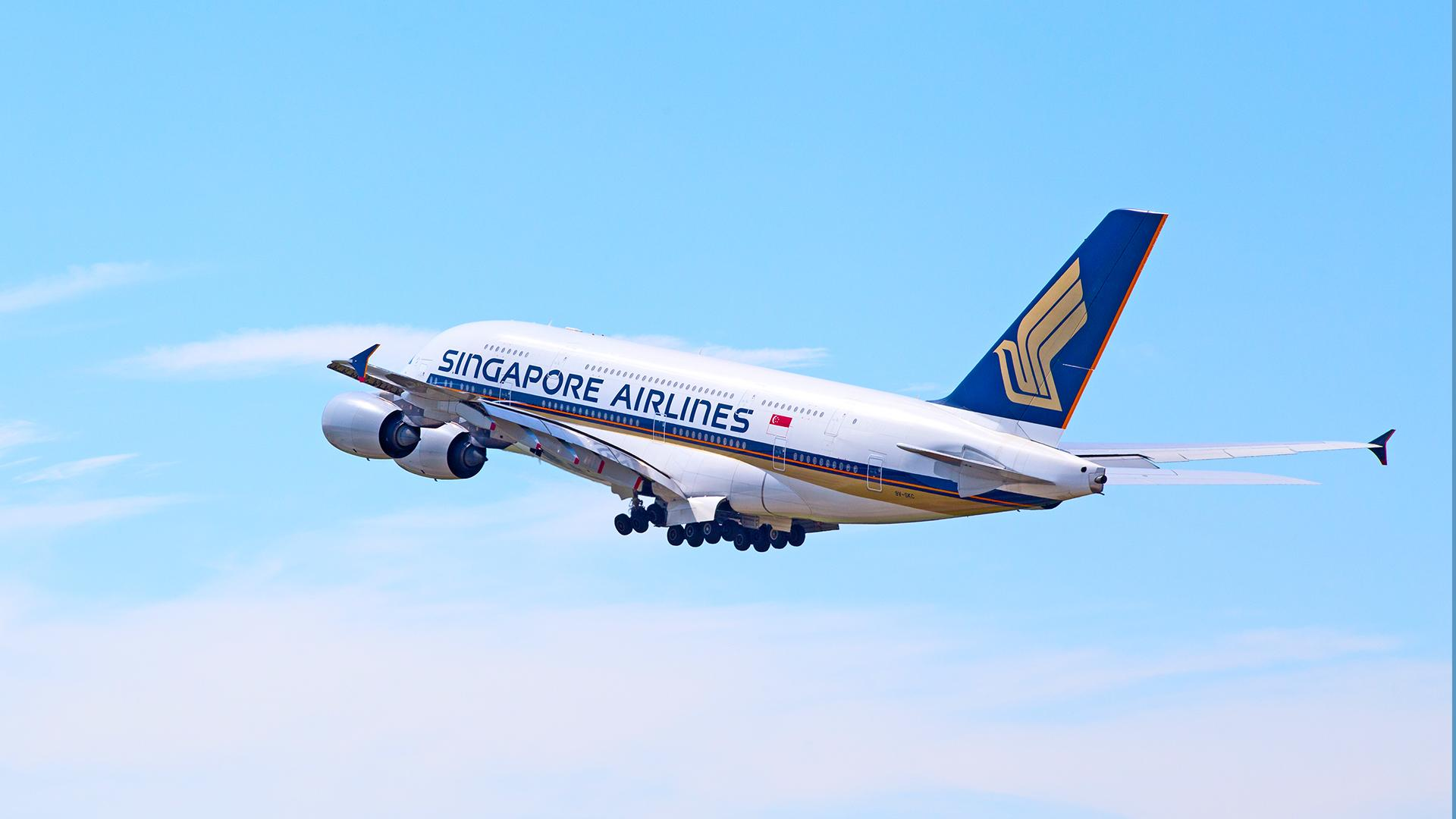 Singapore airlines from Zurich Stravel